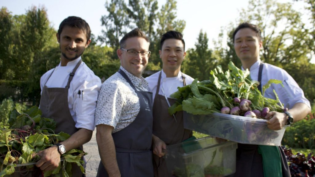 A Taste of 'Where You Are' – Chef Jason Bangerter on Canadian Cuisine