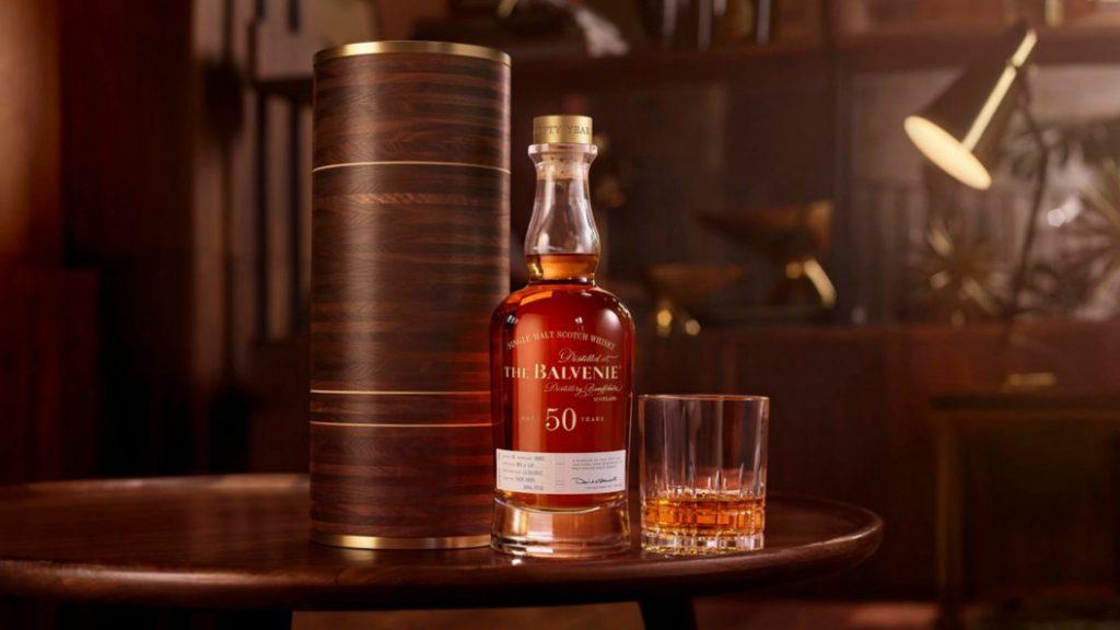 The Balvenie Fifty – Rare Whisky Comes to Canada