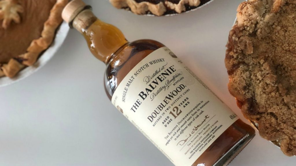 Celebrate Fall with Thanksgiving Whisky & Pie Pairings