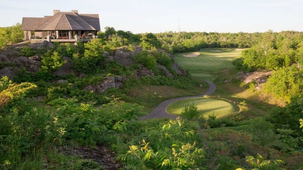 The Top Golf Holes in Muskoka