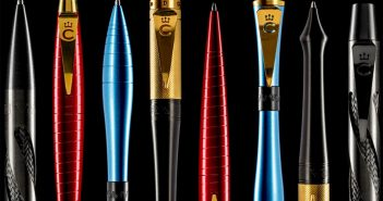 Capra NV Luxury Pens come a variety of styles and colours