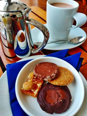 Breakfast at Grand Resort Lagonissi