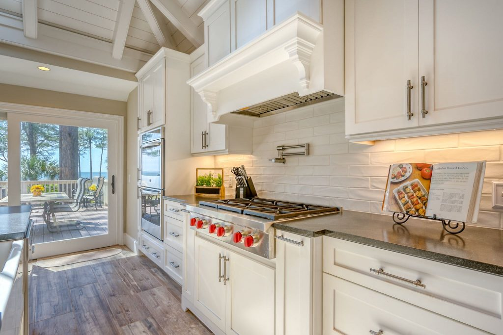 Hilton Head Luxury home with deluxe kitchen