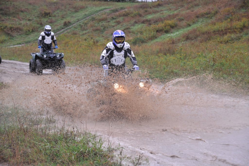 Yamaha Riding Adventures – Off-road Excitement in Ontario