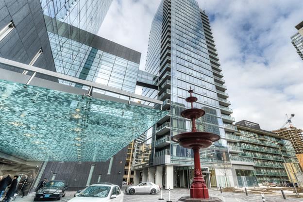 Luxury Condo Living in the Four Seasons Residences in Yorkville, Toronto
