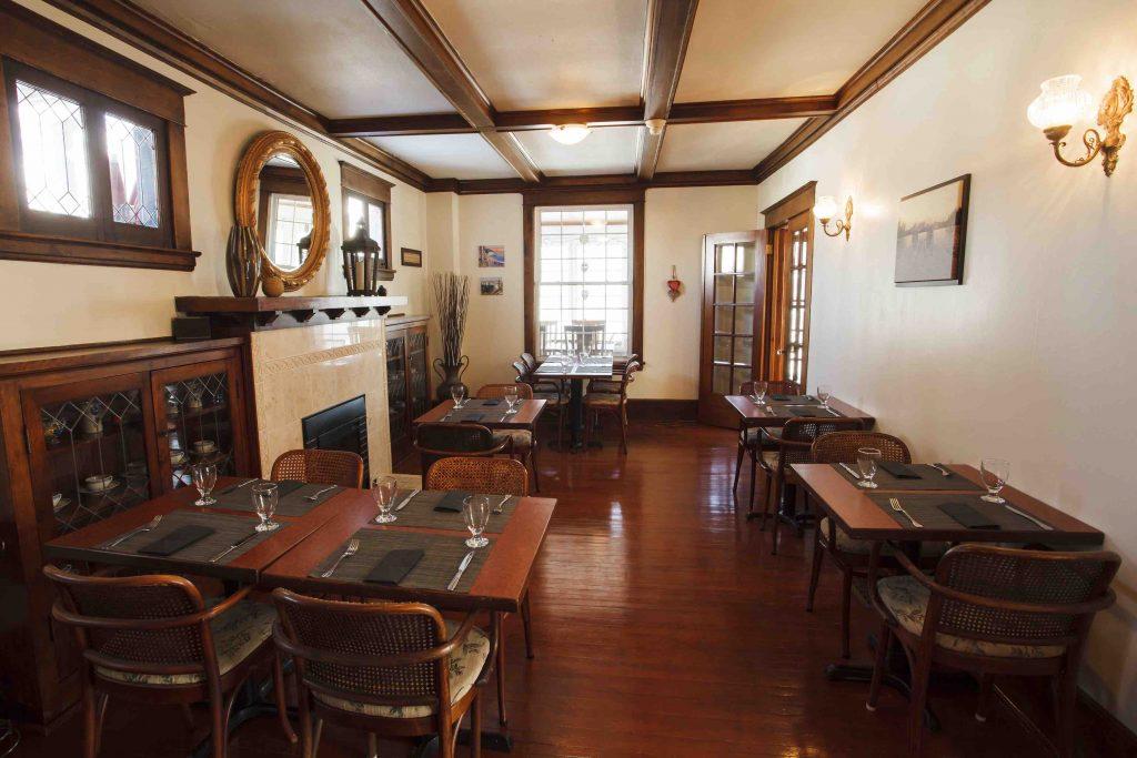 Feeling Right at Home at The Artisan House Restaurant in Huntsville
