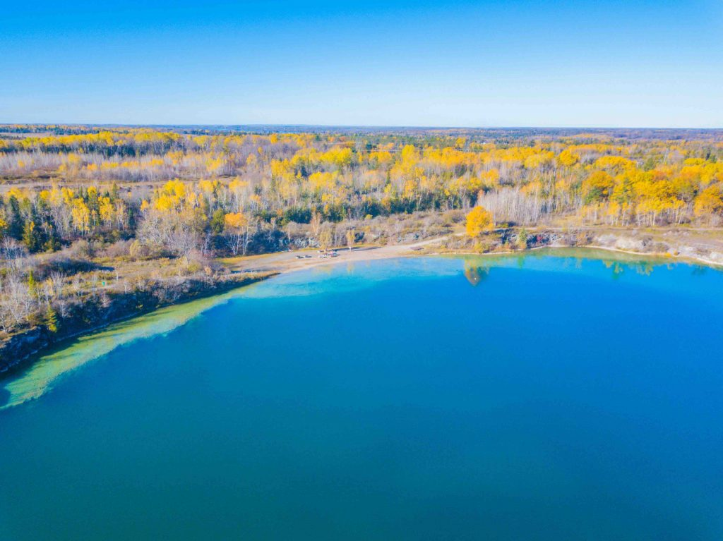 Kirkfield Lake: Private Lake for Sale in the Kawarthas, Ontario