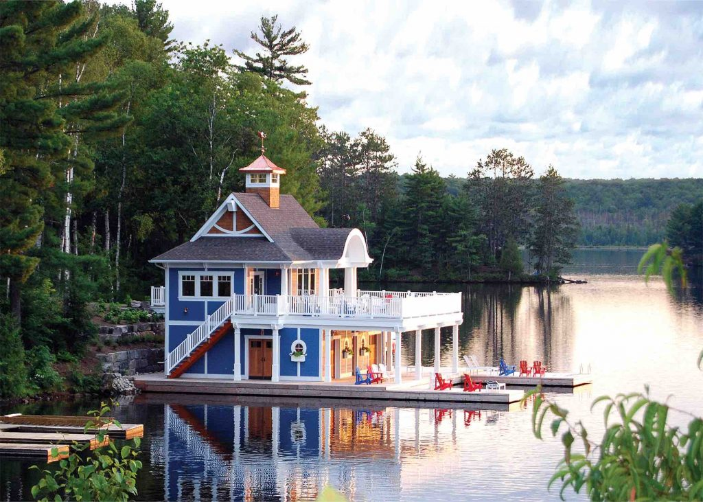 Club Life: Luxury Cottage Lifestyles at The Landscapes – Lake of Bays