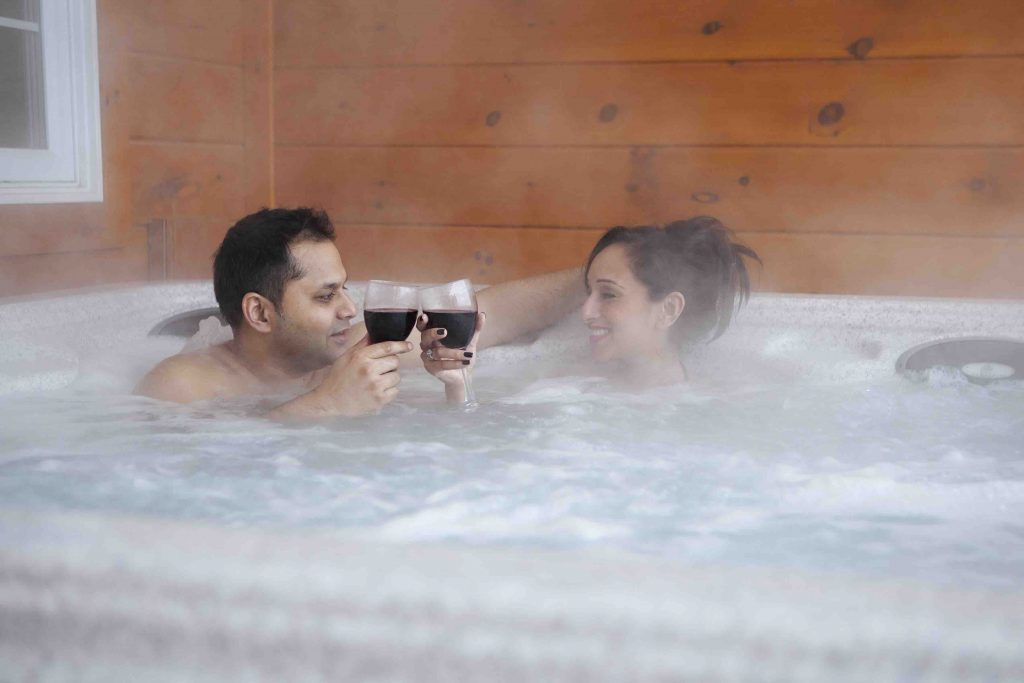 Adults Only (All the Time) at Couples Resort Near Algonquin Park