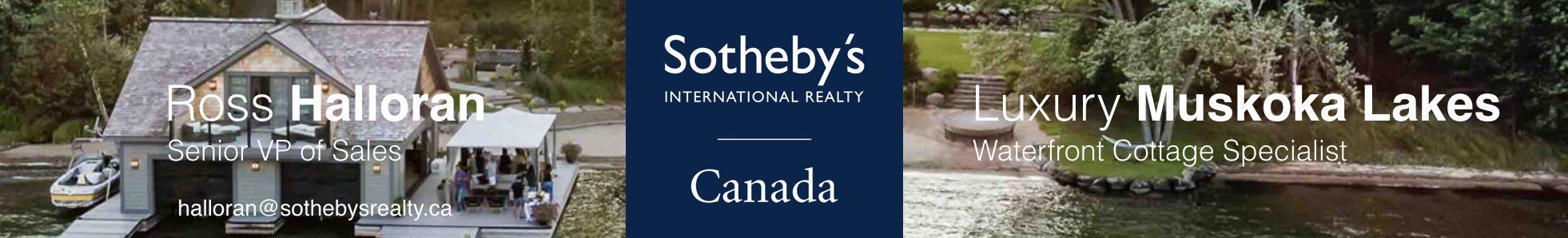 Ross Halloran Ad - Sothebys