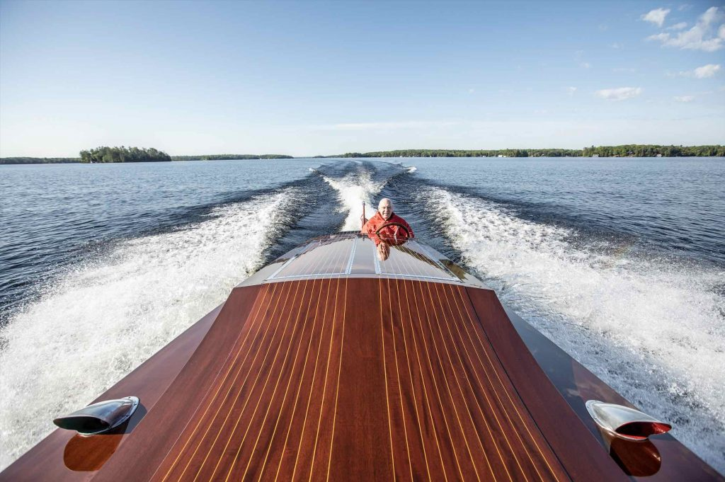 At Home in Muskoka: The Unbeatable Miss Supertest III
