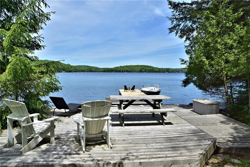 Stunning Cottage Country Views on Ontario's Soyers Lake