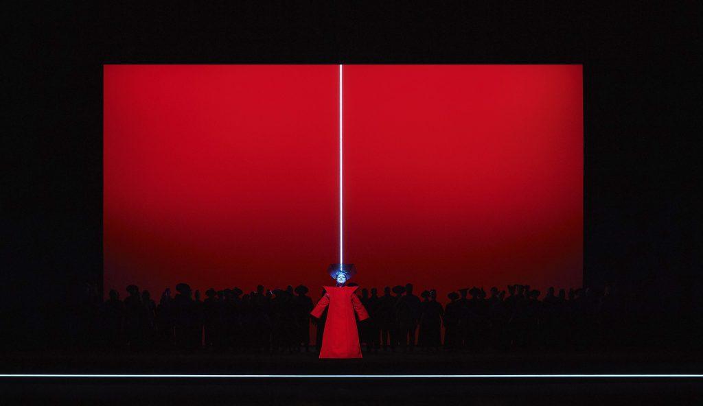 Beautiful, Minimalist, Challenging: Puccini's Turandot