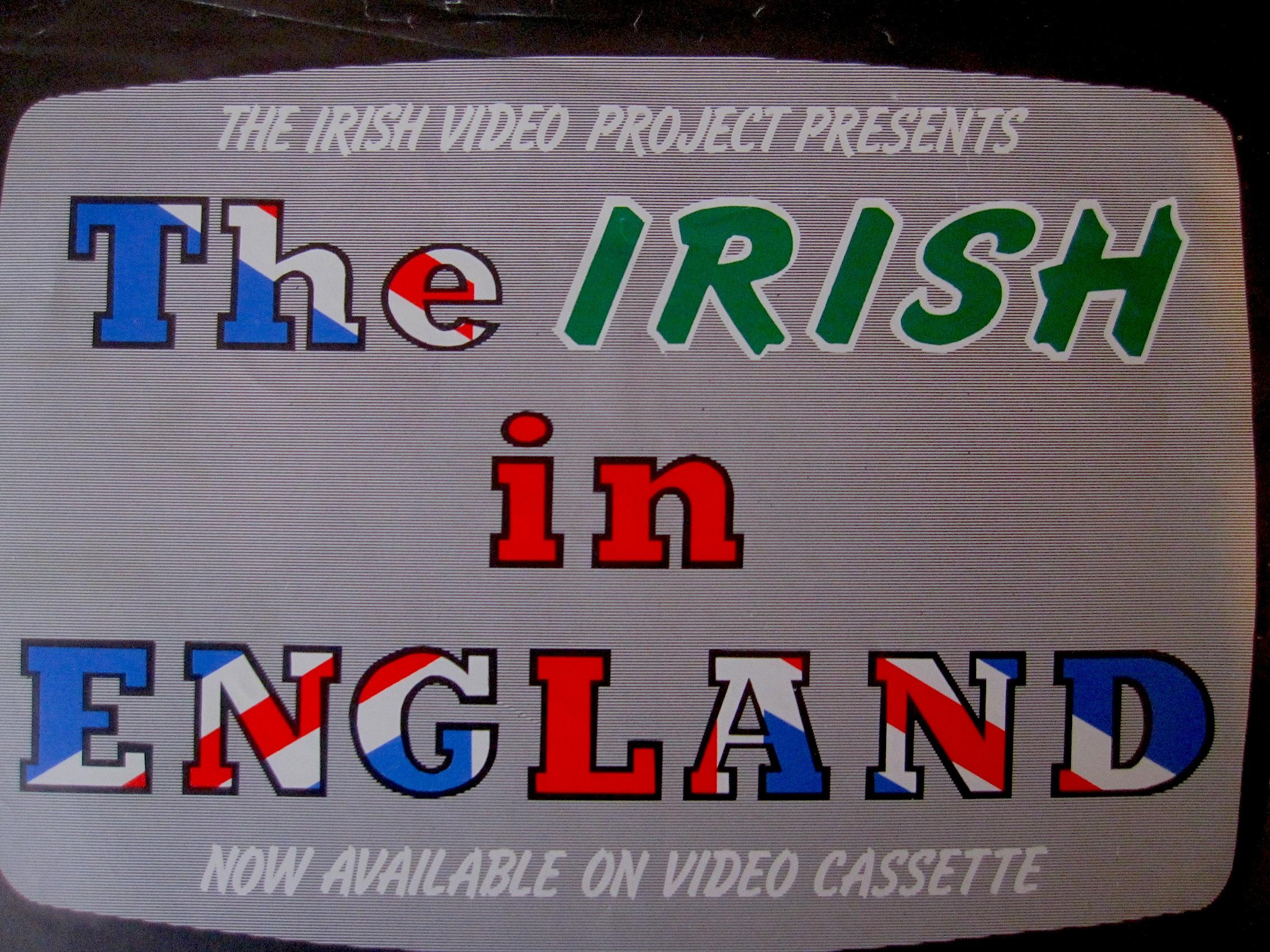 Irish in England Part 1 (1983)
