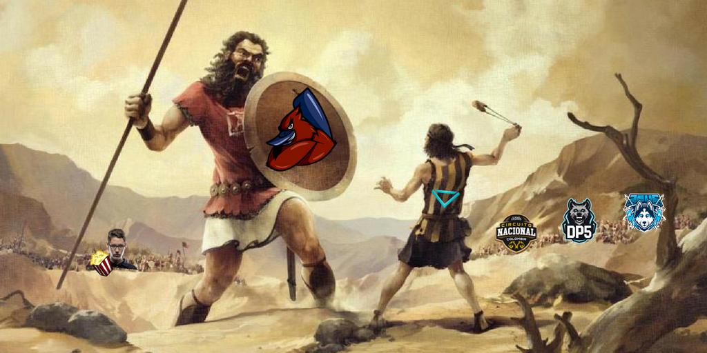 Da-Vault y Re-Goliat