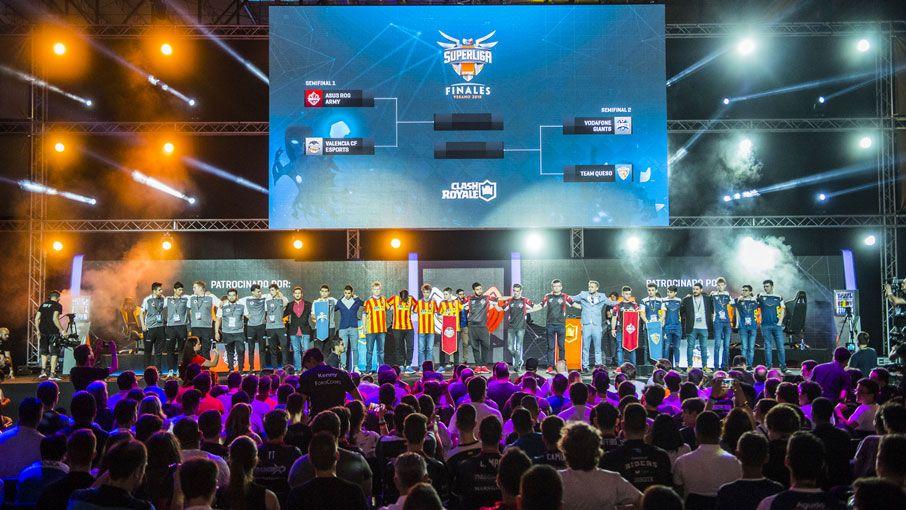 La Superliga Orange de Clash Royale, en 10 momentos