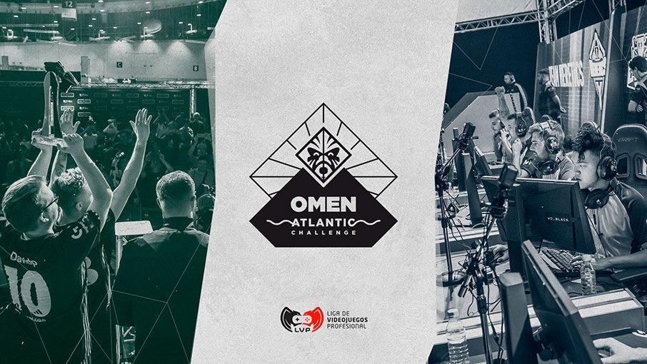 LVP da acceso a la OMEN Atlantic Challenge con final en Lisboa Games Week