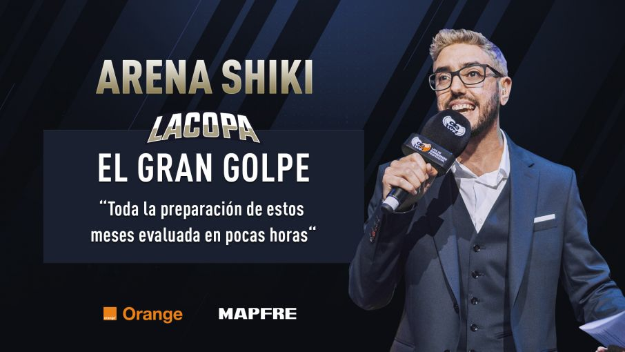 Arena Shiki: El gran golpe