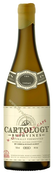 2013 Cartology Bush Vines, Chenin Blanc/Semillon, Chris Alheit, Western Cape