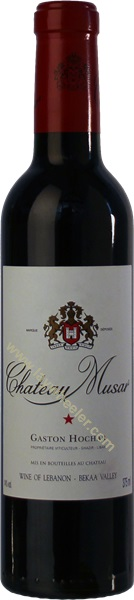 2008 Chateau Musar Rouge, Serge Hochar, Bekaa Valley