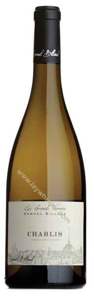 2016 Bourgogne d'Or Chardonnay, Samuel Billaud