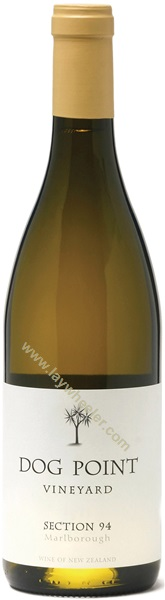 2010 Sauvignon Blanc Section 94, Dog Point Vineyard, Marlborough