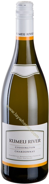 2009 Coddington Chardonnay, Kumeu River, Kumeu