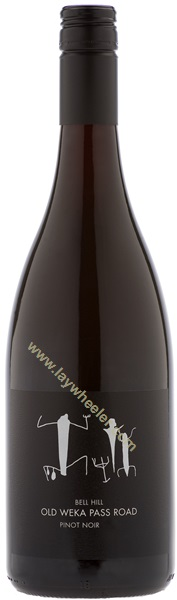 2009 Pinot Noir, Old Weka Pass Road, Bell Hill Vineyard, Canterbury