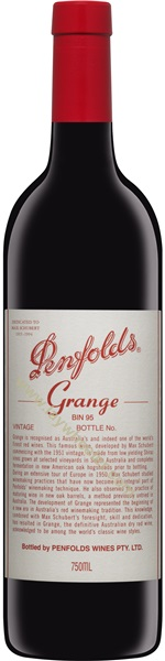 2011 Grange Shiraz, Penfolds, South Australia