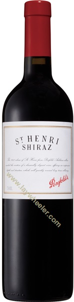 2011 St Henri Shiraz, Penfolds, South Australia