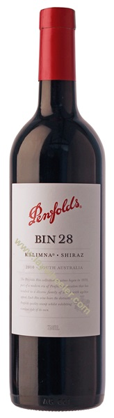 2010 Bin 28 Kalimna Shiraz, Penfolds, South Australia