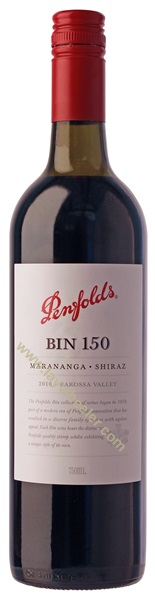 2015 Bin 150 Marananga Shiraz, Penfolds, South Australia