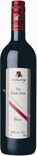 1998 The Dead Arm Shiraz, d'Arenberg, McLaren Vale
