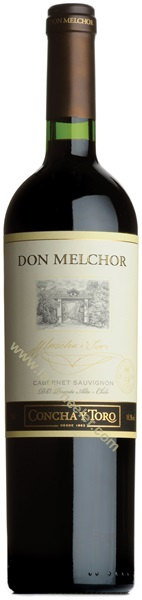2008 Don Melchor, Concha y Toro, Puente Alto Vineyard, Maipo Valley