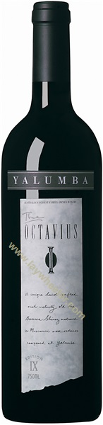2001 The Octavius Shiraz, Yalumba, Barossa Valley