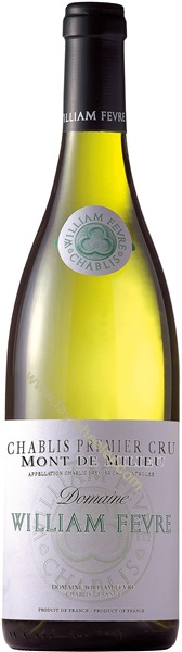 2019 Chablis 1er Cru Mont de Milieu, William Fèvre