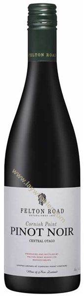 2014 Felton Road Cornish Point, Pinot Noir, Central Otago
