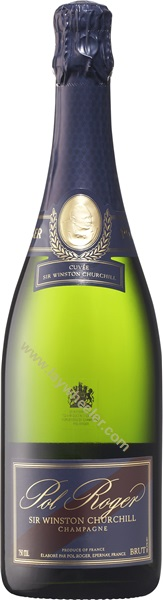 2000 Cuvée Sir Winston Churchill, Pol Roger