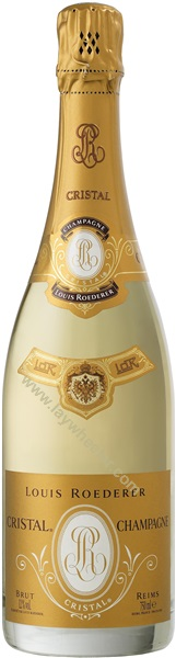 2004 Cristal, Louis Roederer Gift Pack
