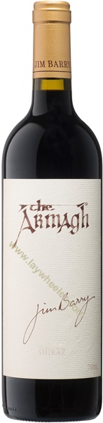 2010 The Armagh Shiraz, Jim Barry, Clare Valley
