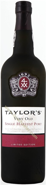 1968 Taylor's Very Old Single Harvest Port, Limited Edition