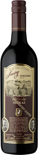 2006 Hillside Shiraz Amery Vineyard, Kay Brothers