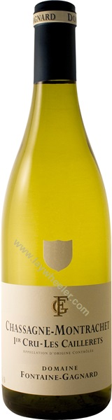 2011 Chassagne-Montrachet 1er Cru Caillerets, Domaine Fontaine-Gagnard