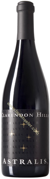 2005 Astralis Vineyard Syrah, Clarendon Hills, South Australia