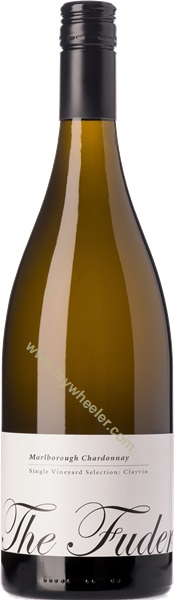 2013 The Fuder, Clayvin Chardonnay, Giesen, Marlborough