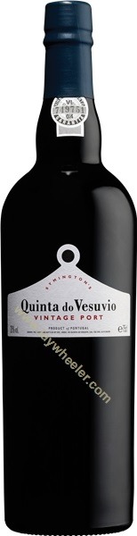 2011 Quinta do Vesuvio, Symington
