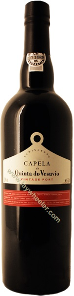 2011 Quinta do Vesuvio Capella, Symington