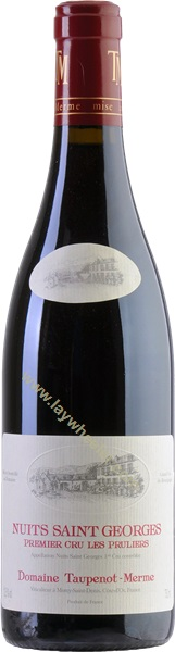 2010 Nuits-St-Georges 1er 'Les Pruliers', Domaine Taupenot-Merme