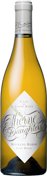 2014 Rocking Horse Cape White, Thorne & Daughters, Western Cape