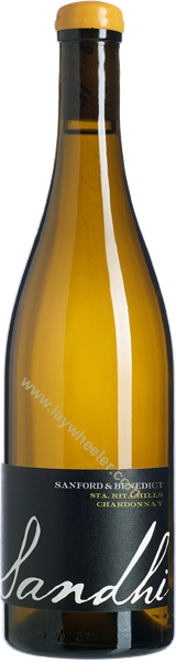 2012 Sandford and Benedict Chardonnay, Sandhi